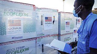 Covid-19 : le Congo reçoit plus de 300 000 vaccins par le dispositif Covax