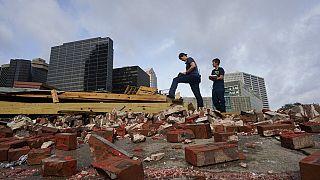 Usa, declassato l'uragano che colpisce Luisiana e Mississippi