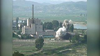 El reactor de Yongbyon