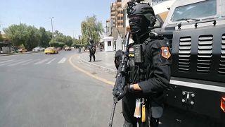 قوات خاصة عراقية في بغداد وإجراءات أمنية مشددة خشية حدوث تفجيرت عضية انعقاد القمة الاقليمية  27.08.21