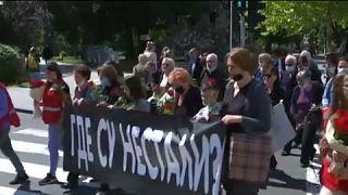 Internationaler Tag der Vermissten: Tausende gelten auf dem Balkan noch immer als verschwunden