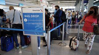 ABD, AB'nin seyahat için güvenli ülkeler listesinden çıkarıldı