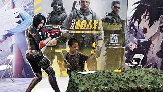 بازیهای ویدئویی در چین