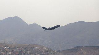 خروج نیروهای آمریکایی از افغانستان تکمیل شد