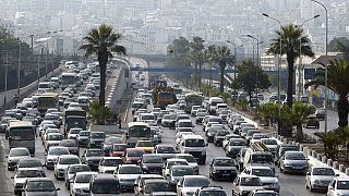 Dugó Algiersben Algériában
