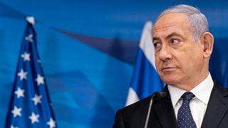İsrail'in eski Başbakanı Bünyamin Netanyahu