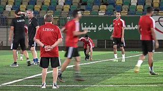 Libyan national soccer team make return after seven-year FIFA ban
