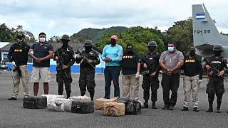Alcalde detenido en Honduras por presunto narcotráfico