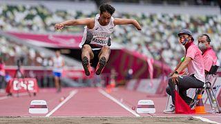 حسین رسولی، ورزشکار افغان در بازیهای پارالمپیک توکیو