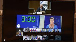Ministros do Interior da UE discutem situação de refugiados