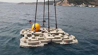 Un nouveau système de bouée expérimenté à Bonifacio le 11 août 2021