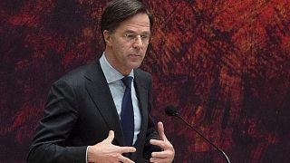 مارک روته نخستوزیر هلند