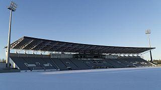 İzlanda ulusal futbol stadyumu Laugardalsvollur