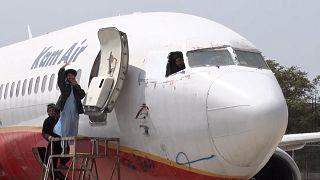 Kabil Havalimanı Taliban'ın kontrolüne geçti