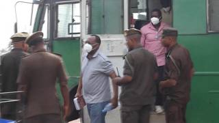 Tanzania opposition leader Freeman Mbowe appears in court