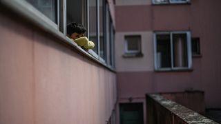 Des Afghans rapatriés en France, Villeurbanne près de Lyon le 31 août 2021
