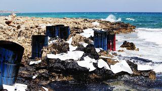 Info en Bref : une marée noire menace les côtes nord de Chypre