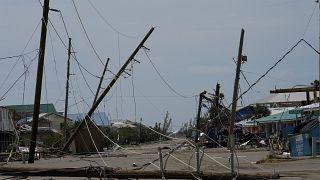 Τραγικός ο απολογισμός από το πέρασμα του τυφώνα Άιντα στη Νέα Ορλεάνη