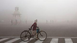 Hindistan'da hava kirliliği / Arşiv
