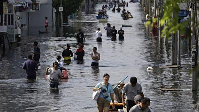2 million people have died as a result of extreme weather in the last 50 years.