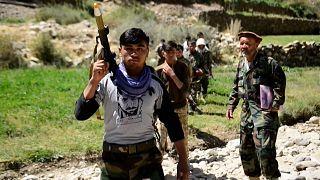 Pençşir'de Ahmad Massoud'a bağlı milisler