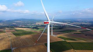Споры о ветряной энергетике в Германии