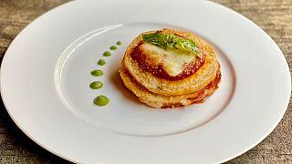 Chef Nino Mosca's Parmigiana di Melanzane