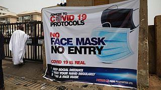 """Covid-19 : bientôt un """"pass sanitaire"""" dans deux Etats du Nigeria ?"""