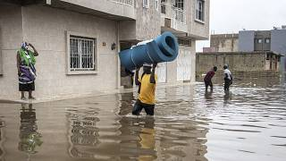 WMO published its new report on weather-related disasters