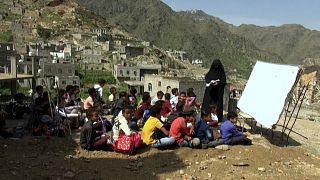 No Comment: az utcán kezdődik a tanév Jemenben