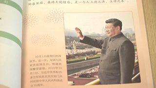 Livro escolar chinês