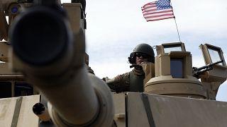 Американские военные в Литве