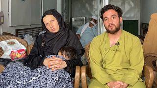 Afghan asylum seekers