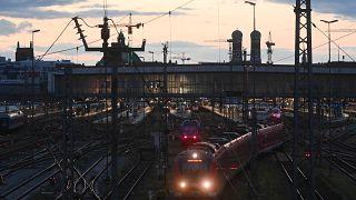Hauptbahnhof München (August 2021)