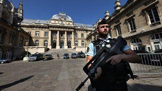 Le Palais de justice de Paris (septembre 2021)