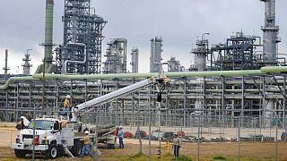 پالایشگاه نفت در لوئیزیانا