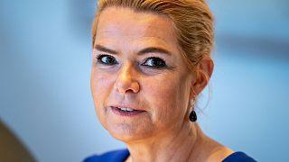 اینگر استویبرگ، وزیر پیشین مهاجرت دانمارک