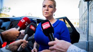 Inger Stojber, ex ministra dell'Immigrazione danese