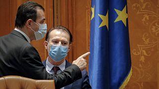 Crise política na Roménia