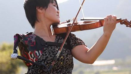 Paralympian and musician: Manami Ito, Japan's show-stealing violinist