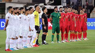 دیدار رفت دو تیم ایران و سوریه در چارچوب مرحله نهایی رقابتهای انتخابی جام جهانی ۲۰۲۱