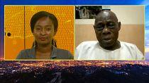 """Olusegun Obasanjo : """"La guerre est l'échec de la politique"""" [Interview]"""