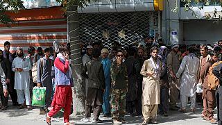 Yurtdışından gönderilen paralar Afgan ekonomisinde önemli bir yer teşkil ediyor