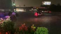 Ida floods New York highways, people abandon cars