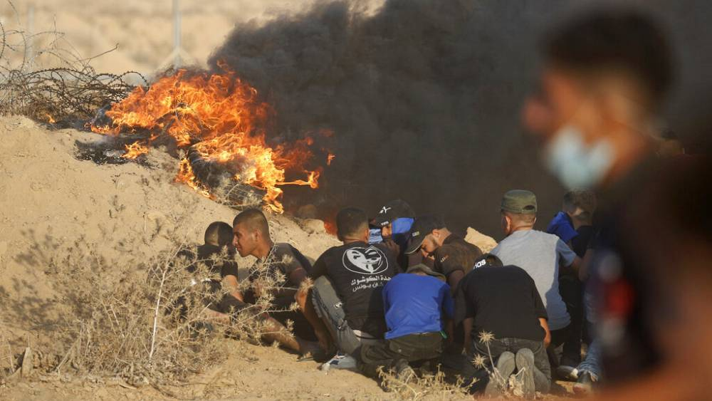 Ismét volt halálos áldozata a gázai tüntetéseknek
