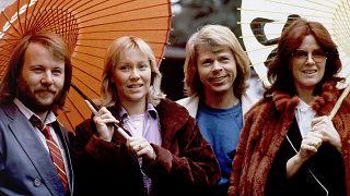 Группа ABBA в Японии. 14 марта 1980 года