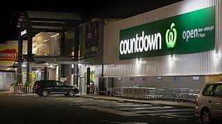حمله تروریستی به سوپرمارکت در اوکلند