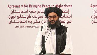 Taliban'ın tepe yöneticilerinden Molla Abdulgani Baradar