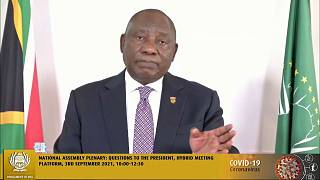 President Ramaphosa urges citizens to get vaccinated
