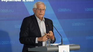 Avrupa Birliği Dış İlişkiler ve Güvenlik Yüksek Temsilcisi Josep Borrell